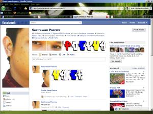 Contoh Profil Facebook Yang Keren
