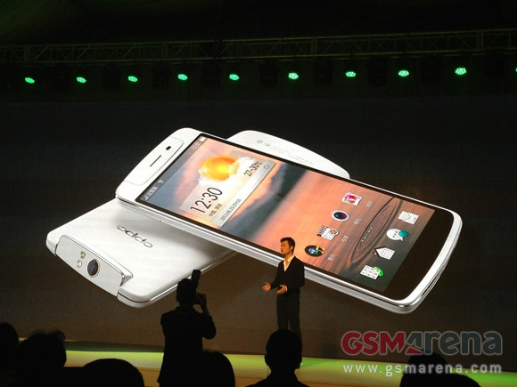 OPPO N1 SMARTPHONE SUPER INOVATIF  (2/6)